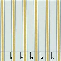Kelmscott- Gilt Stripe