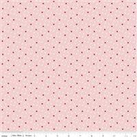 3/4 Yard: Gretel- Wreath Pink