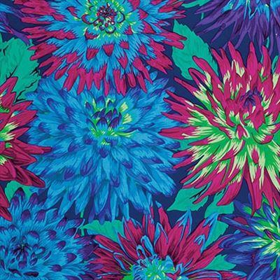 Cactus Dahlia- Blue