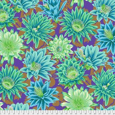 Cactus Flower- Emerald