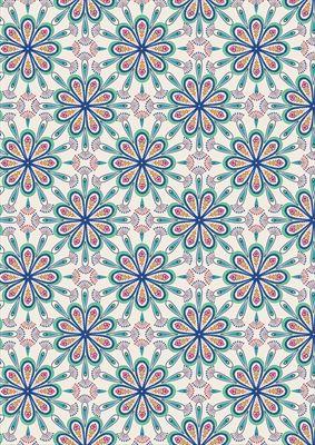 Soraya- Heart Floral- Cream