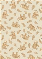 Soraya- Paisley Elephant- Cream