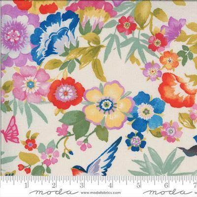 Lulu- Flight of Fancy- Linen