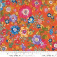 Lulu- Flower Garden- Clementine