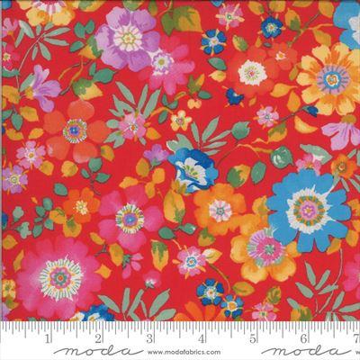 Lulu- Flower Garden- Geranium