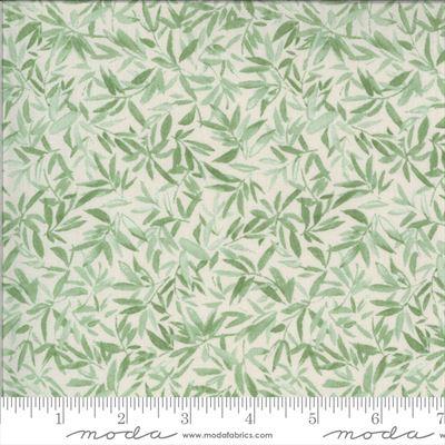 Lulu- Leaves- Linen