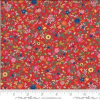 Lulu- Packed Floral- Geranium
