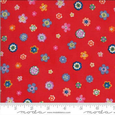 Lulu- Flowers- Geranium