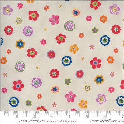 Lulu- Flowers- Linen