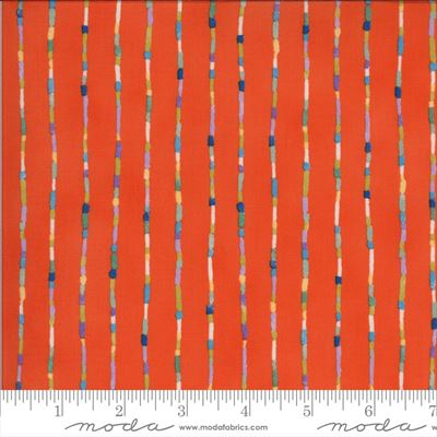 Lulu- Stripe- Clementine