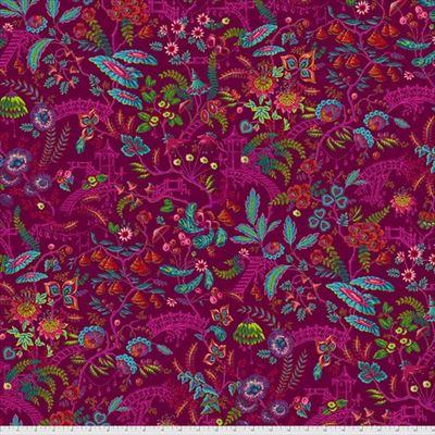 MagiCountry- Florapolis- Pink