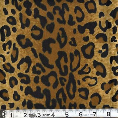 Animal Skin Prints- Leopard Spots