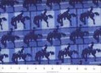 Bronco Rider-Blue