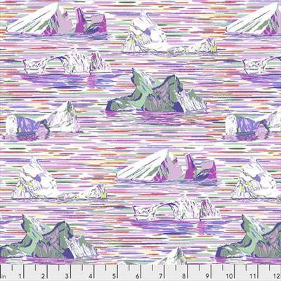 Migration- Icebergs- Lavender