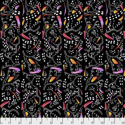 Migration- Monarch Stripe- Black