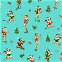 Under the Mistletoe- Christmas Darlings- Aqua