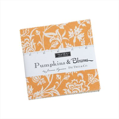 Pumpkins & Blossoms Charm Pack