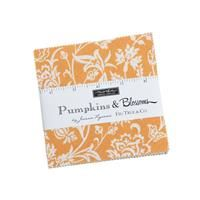 SAMPLE SPREE- Pumpkins & Blossoms Charm Pack