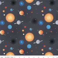 NASA- Planets- Charcoal