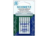 Chrome Quilting Schmetz Needle 90/14- 5ct