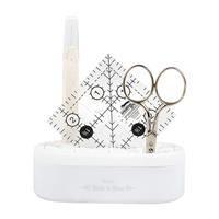 Mini Oh Sew! Organized Stash n Store- White