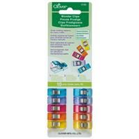 Wonder Clips- 10 Count Assorted