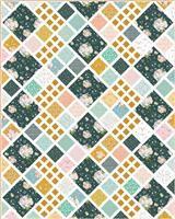 Taren Studios Modern Chalet Quilt Pattern