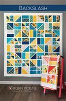Robin Pickens Quilt Patterns- Backslash