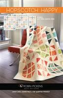 Robin Pickens Quilt Patterns- Hopscotch Happy