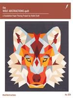 Wolf Abstractions by Violet Craft