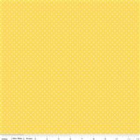 Swiss Dot- Yellow