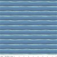 Riptide- Stripes- Denim