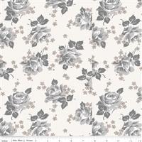 Serenity- Roses- Cream