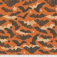 Spooktacular- Gone Batty- Orange