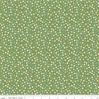 Stardust- Dottiness- Olive