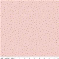 Stardust- Sparkle- Baby Pink/Antique Gold Sparkle