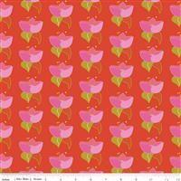Sweet Honey Kisses- Lotus Red/Metallic