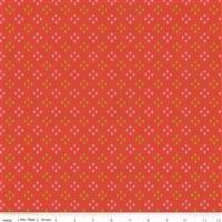 Sweet Honey Kisses- Stars Red/Metallic