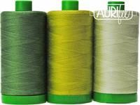 Aurifil Color Builder 40wt- Sea Turtle Green