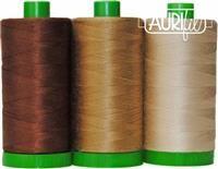 Aurifil Color Builder 40wt- Pangolin Brown