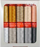 Aurifil Wayside Thread Collection