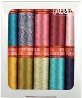 Aurifil Thread Up With Nova Collection