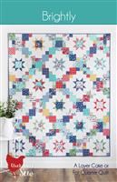 Cluck Cluck Sew- Brightly Quilt Pattern