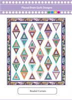 Beaded Curtain Quilt Pattern