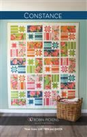 Robin Pickens Quilt Patterns- Constance