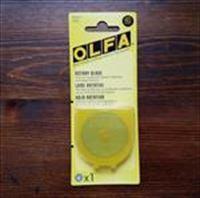 OLFA 45mm Rotary Blades- 1 Pack